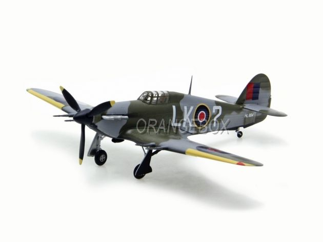 Avião Hurricane MK.II 1:72 Easy Model