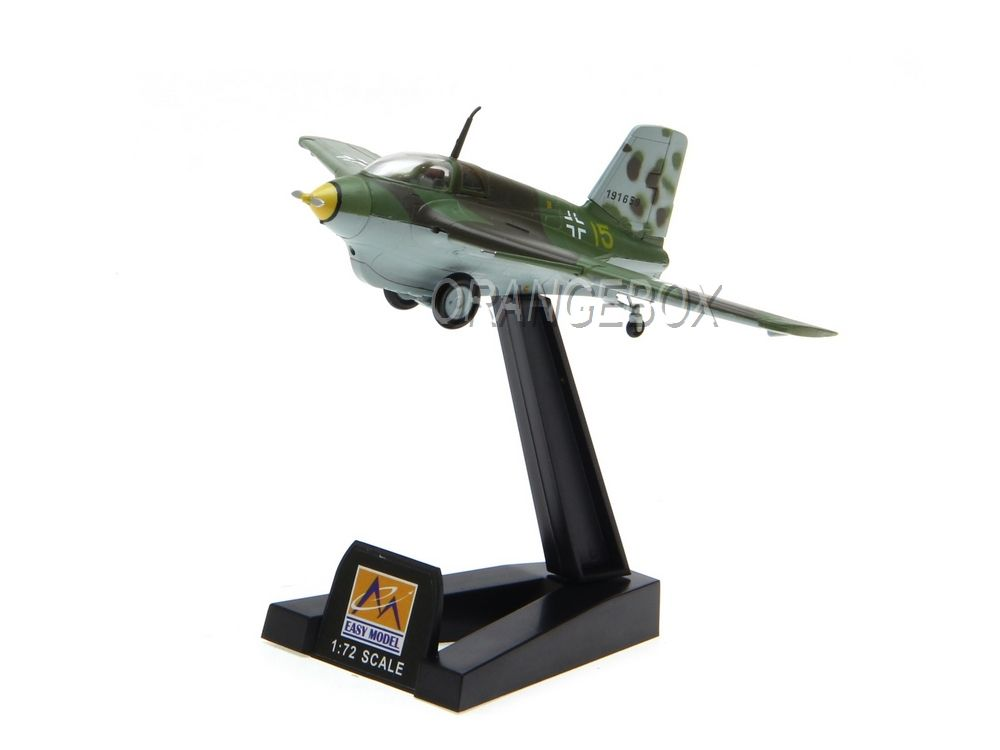Avião Messerschimitt Me.163 B-1a (W.Nr191659) 1:72 Easy Model