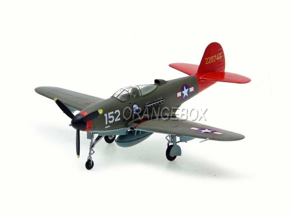 Avião P-39 1:72 Easy Model