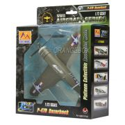 Avião P-47D Razorback USA 56th FG 8th AF USAAF,D (42-7877) 1:72 Easy Model
