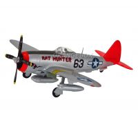 Avião P-47D Thunderbolt Easy Model 1:72