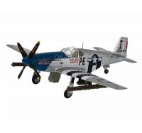 Avião P-51 B/C Easy Model 1:72