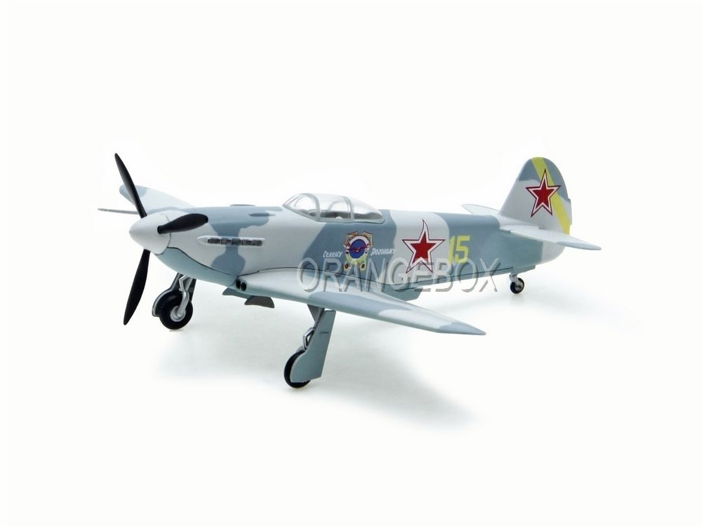 Avião Yak-3 1:72 Easy Model