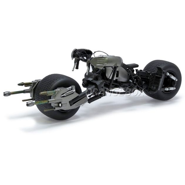 Bat Pod The Dark Knight Rises Trilogy Hot Wheels Elite 1:18
