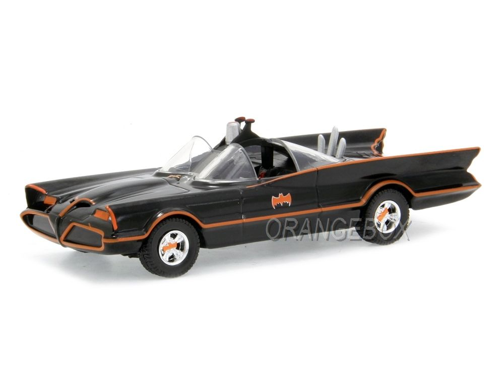 Batman Batmobile TV Series Classic 1966 Jada Toys 1:32