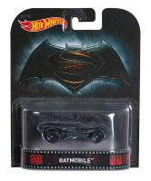 Batmobile Hot Wheels