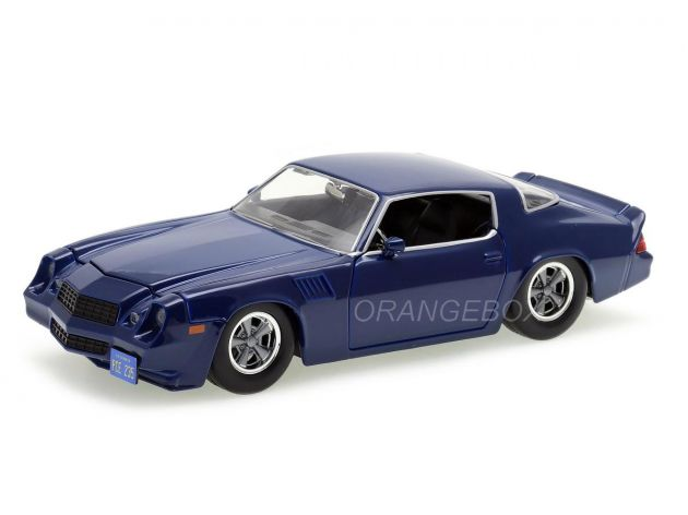 Billy's Chevrolet Camaro Z28 Stranger Things Jada Toys 1:24