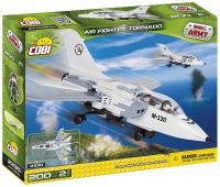 Blocos para Montar Air Fighter Tornado Cobi
