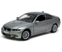 Bmw M3 Coupe 1:24 Motormax Cinza