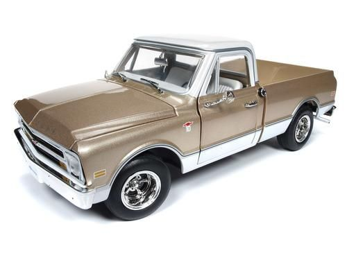 Chevrolet C-10 1968 Fleet Side Pickup Truck 1:18 Autoworld