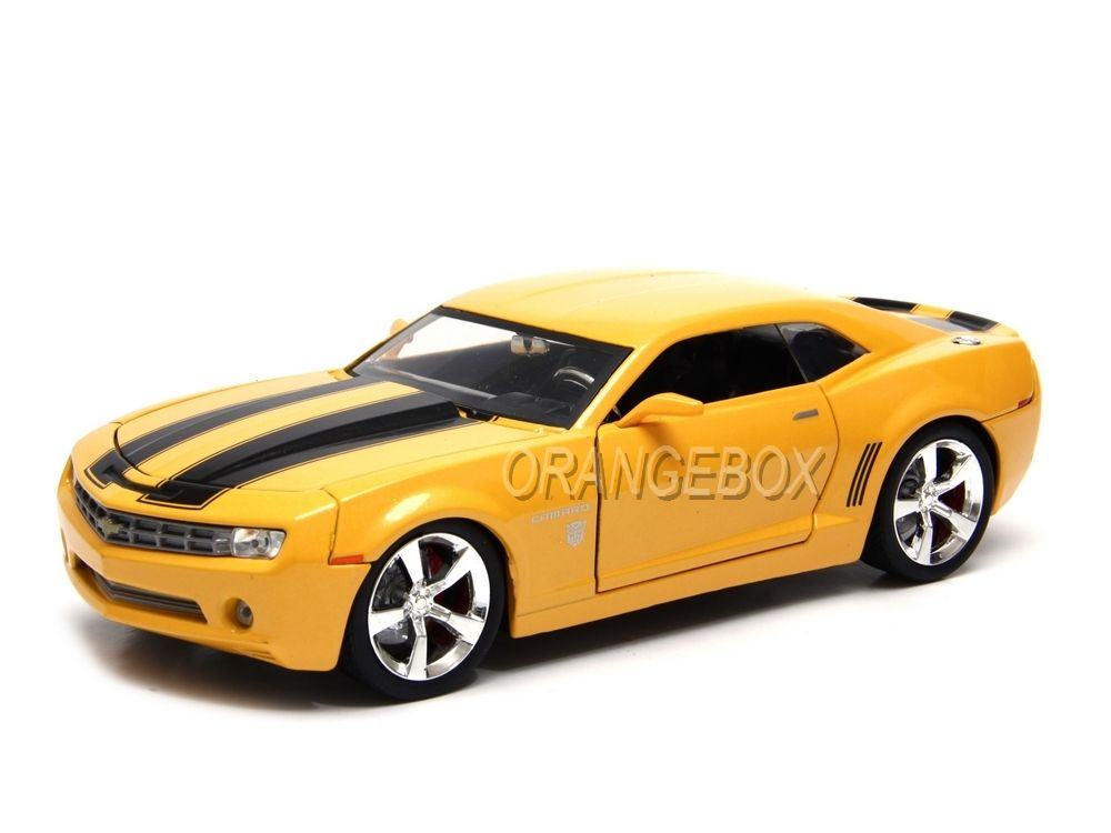 Chevrolet Camaro 2006 Bumblebee Transformers Hollywood Rides Jada Toys 1:24