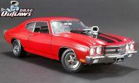 Chevrolet Chevelle 1970 Drag Outlaws 1:18 Acme