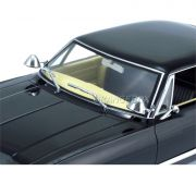 Chevrolet Impala Sport Sedan 1967 Supernatural 1:18 Greenlight Preto