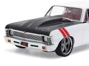 Chevrolet Nova 1970 Street Fighter Overkill Gmp 1:18 Branco