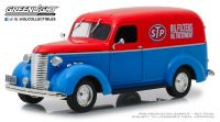 Chevrolet Panel 1939 STP 1:24 Greenlight