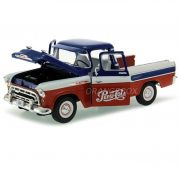 Chevy Cameo 1957 Pepsi Cola Autoworld 1:18