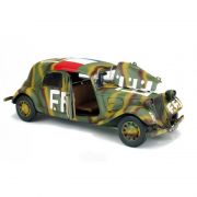 Citroen Traction FFI 1944 1:18 Solido