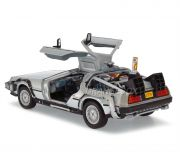 Delorean Time Machine Back to the Future II  Welly 1:24