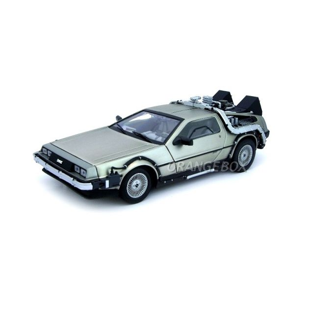 Delorean Time Machine Back to the Future Parte I Sunstar 1:18