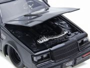 Dom's Buick Grand Nationa Fast and Furious 1:24 Jada Toys