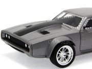 Dom's Ice Charger Velozes e Furiosos 8 Fast & Furious F8 The Fate of the Furious Jada Toys 1:24