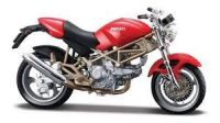 Ducati Monster 900 Bburago 1:18