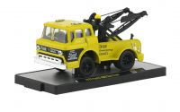 Ford C-600 Tow Truck 1970 R52 Auto Trucks M2 Machines 1:64