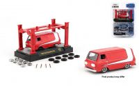 Ford Econoline Van 1965 R26 Model Kit M2 Machines 1:64