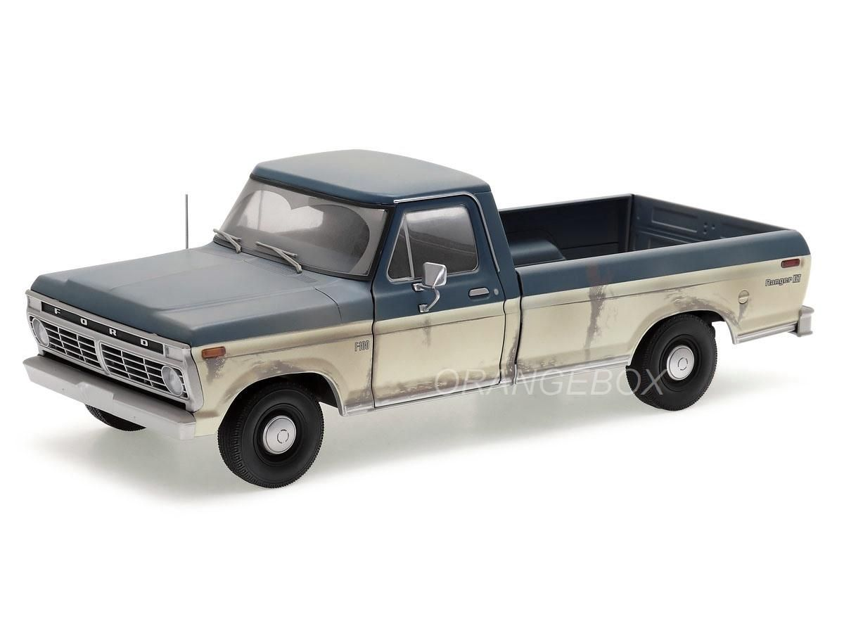 Ford F-100 1973 The Walking Dead 1:18 Greenlight
