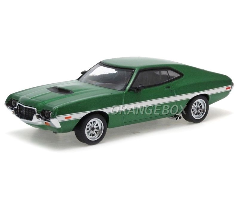 Ford Gran Torino 1972 Fast and Furious 1:43 Greenlight