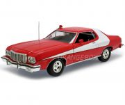 Ford Gran Torino Starsky and Hutch 1974 1:18 Greenlight