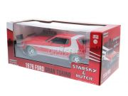 Ford Gran Torino Starsky and Hutch 1976 Greenlight 1:24 (chase)