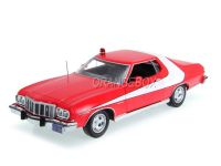 Ford Gran Torino Starsky and Hutch 1976 Greenlight 1:24