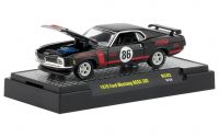 Ford Mustang BOSS 302 1970 Coca Cola HOBBY ONLY RC02 M2 Machines 1:64