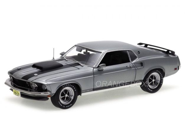 Ford Mustang BOSS 429 1969 John Wick 1:18 Highway 61