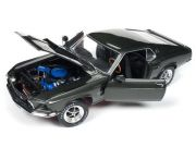 Ford Mustang Boss 429 1969 (MCACN) 1:18 Autoworld