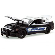Ford Mustang GT 5.0 2015 Police Maisto 1:18