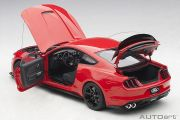 Ford Mustang Shelby GT350R 1:18 Autoart Vermelho