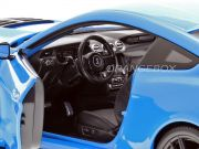 Ford Mustang Shelby GT500 1:18 Maisto Azul