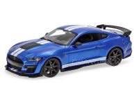 Ford Mustang Shelby GT500 2020 1:18 Maisto Azul