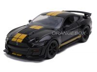 Ford Mustang Shelby GT500 2020  1:24 Jada Toys Preto