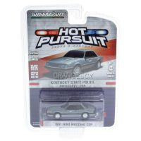 Ford Mustang SSP 1991 Hot Pursuit Series 23 Greenlight 1:64