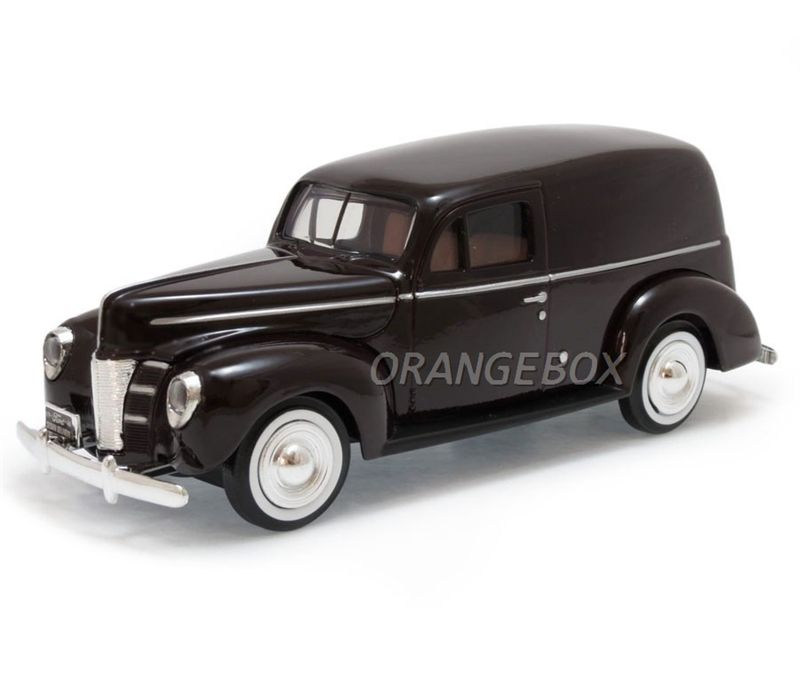 Ford Sedan 1940 Delivery Motormax 1:24 Vinho