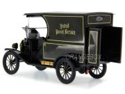 Ford T 1913 UPS Old No.1 Package Car Norscot 1:18 Preto