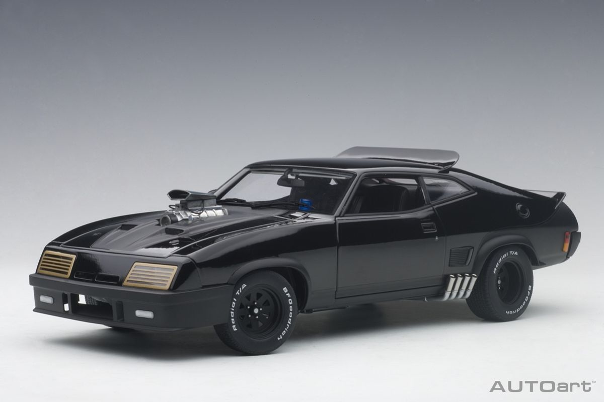 Ford XB Falcon Mad Max 2 The Road Warrior 1:18 Autoart
