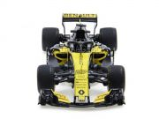Fórmula 1 Nico Hülkenberg Renault RS 18 Launch Version 2018 1:18 Solido