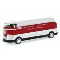 General Motors 1940 Futurliner Parade of Progress Hobby Exclusive Greenlight 1:64