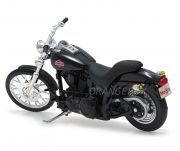 Harley Davidson FXSTB 2008 Night Train  Maisto 1:18 Série 28
