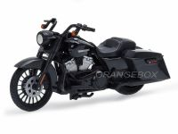 Harley Davidson Road King Special 2017 Maisto 1:18 Série 36