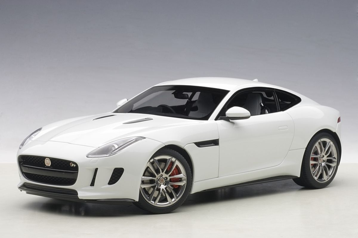 Jaguar F Type R 2015 Coupe Autoart 1:18